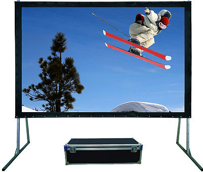 Sapphire SFFS244FR Projection Screen (Rapidfold, Front, 2438 x 1828 mm)