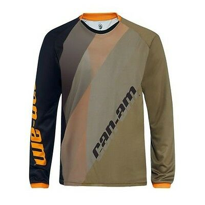 Can Am Équipe Tricot Jersey T-Shirt Homme Collection 2017 BRP ATV