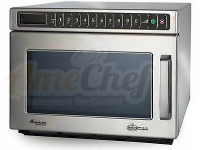 Amana - HDC12A2 - 1200 Watt Commercial Microwave Oven NEW