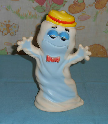 vintage monster cereal promotional promo BOOBERRY Boo Berry vinyl figure