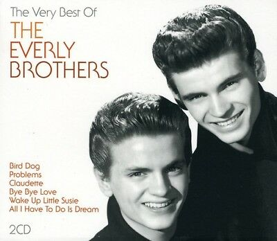 Everly Brothers - Very Best Of The Everly Brothers [CD New] 698458714725