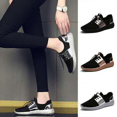 Women Men Trainers Sports Shoes Breathable Sneakers Casual Shoes Running Shoes