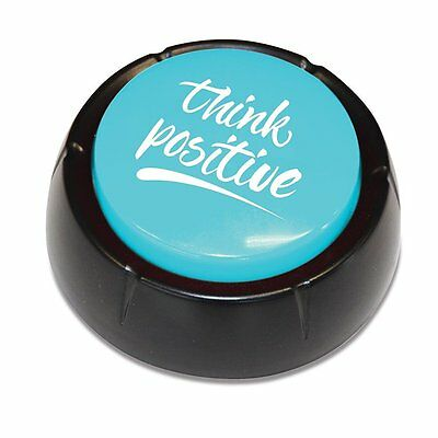 The Novelty Affirmation Button 10 different Pre recorded saying