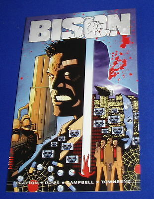 Bison : Sci Fi Crime thriller