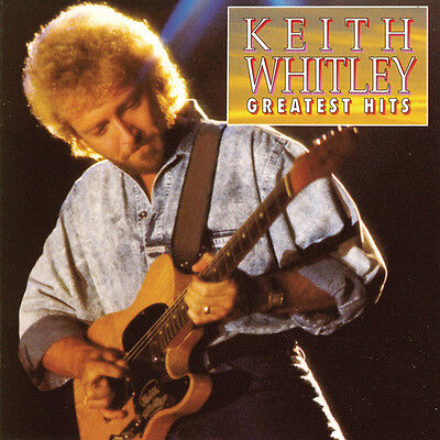 Keith Whitley - Greatest Hits [New CD]