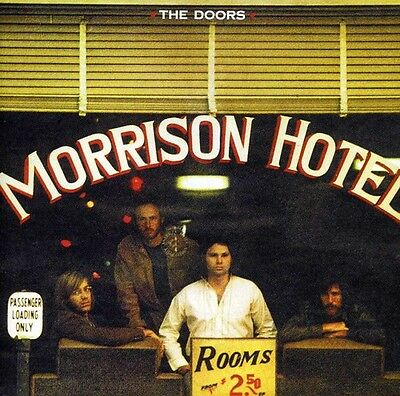 The Doors - Morrison Hotel [New CD]