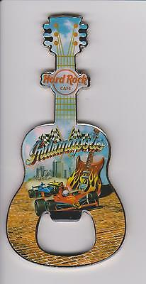 Hard Rock Cafe *  Indianapolis  * Bottle Opener V16