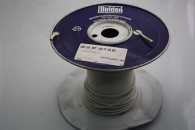 Belden 9968 009 120FT Cable 22 AWG 4 Conductor 19x34 Shielded 600V Tinned Copper