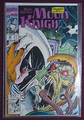 Marc Spector Moon Knight (1991) #32, NM 9.0