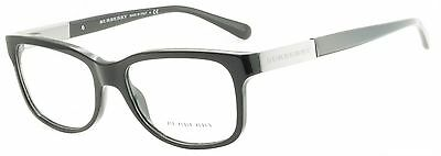 BURBERRY B 2164 3001 Eyewear FRAMES RX Optical Glasses Eyeglasses ITALY - New