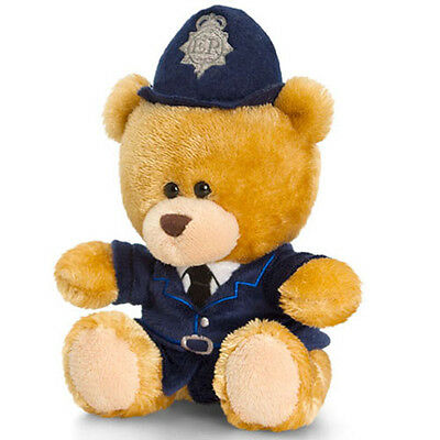 Keel Toys Choice of 14cm Pippin British Souvenir Beanie Teddy Bear Gift