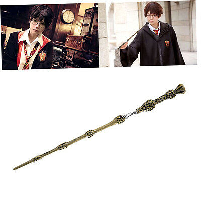 Metal Core Magic Stick Cosplay For Lord Voldemort/Harry Potter Magical Wand R&