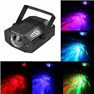 and Stake Glow Bright Motion Laser Light Show DELUXE WITH REMOTE Tripod