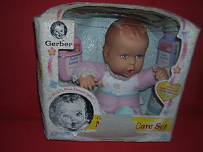 Gerber Newborn Care Set - Doll Set