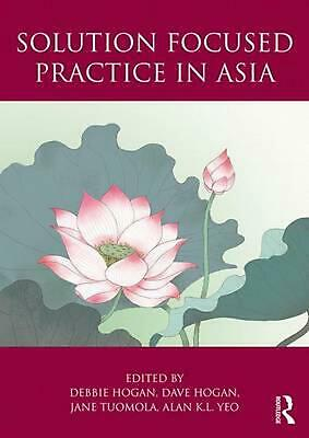 Solution Focused Practice in Asia (English) Paperback Book Free Shipping!