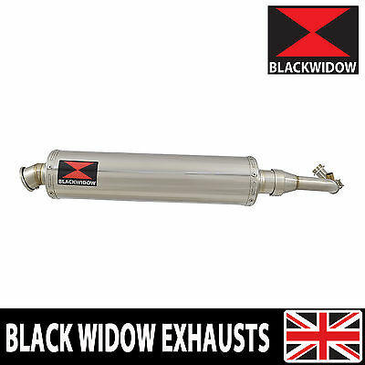 Piaggio Vespa GTS 125 4T 2007-2016 Stainless Steel Exhaust System 450SS Silencer