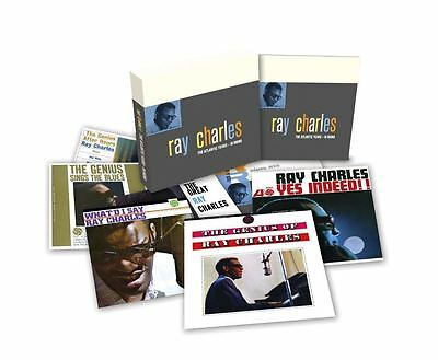 Ray Charles - The Atlantic Years - In Mono - 7LP Box Set - Sealed