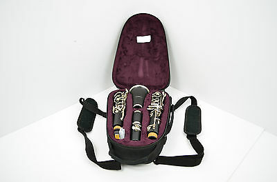 Sonata Clarinet with back pack / carry case - great condition