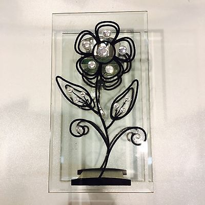 candle Holder cute decorative display modern home decor glass new
