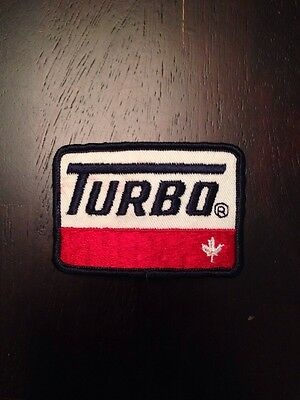Turbo Sew-on Patch Oil Gas Canada
