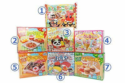 Kracie Popin Cookin Happy Kitchen Making Takoyaki pizza Bento Cakes donut etc #8