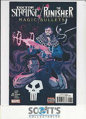 Doctor Strange Punisher Magic Bullets  #1  New  (Bagged & Boarded) Freepost