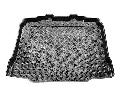 TAILORED BOOT LINER MAT TRAY Skoda Yetii since 2009 with a tool set located in t