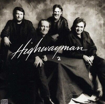 The Highwaymen - Highwaymen 2 [New CD]