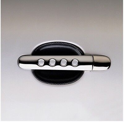 Skoda Octavia Superb Fabia Chrome Door handle Covers Stainless steel Sports