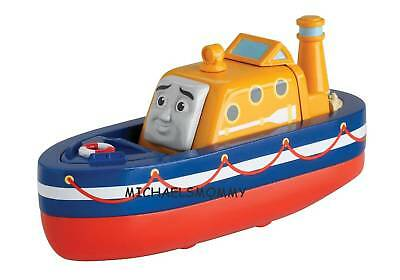 THOMAS THE TRAIN & FRIENDS-WOODEN CAPTAIN of MISTY ISLAND RESCUE **NEW IN BOX**