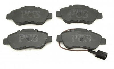 Fits Fiat 500 1.3 M Jet 2008-2010 Front Brake Disc Pads New