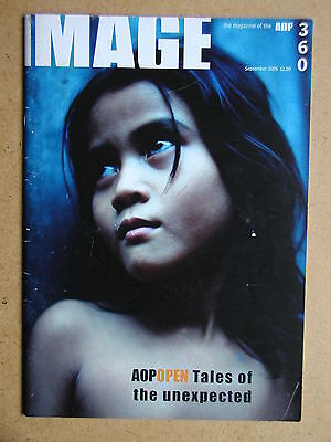 Image: The Magazine of The Association of Photographers. September 2005. (22146)