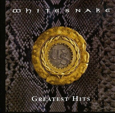 Whitesnake - Greatest Hits [New CD]
