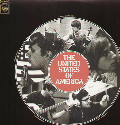 The United States of - United States of America [New Vinyl]