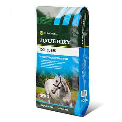 Equerry Conditioning Cubes Horse feed 20kg (Size: 20 kg) Horse food, Horse feed