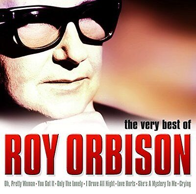The Very Best Of Roy Orbison by  New Music CD
