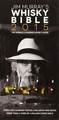 Jim Murray's Whisky Bible 2015 by Murray, Jim Book The Cheap Fast Free Post