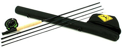 Echo Base Kit Fly Rod Combo NEW - Free Shipping in the US