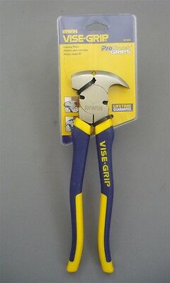 "Brand New Irwin Vise-Grip 10"" 250mm Fencing Pliers 2078901"