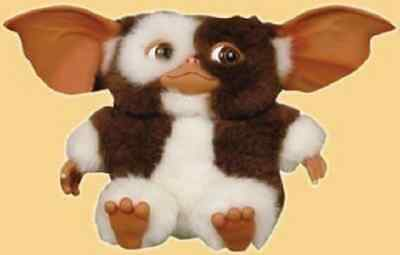 Gremlins Dancing Plush with Sound Doll Gizmo