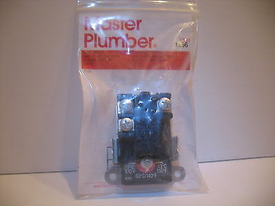New Master Plumber 1466, 7135, Upper electric water heater thermostat GSW Giant