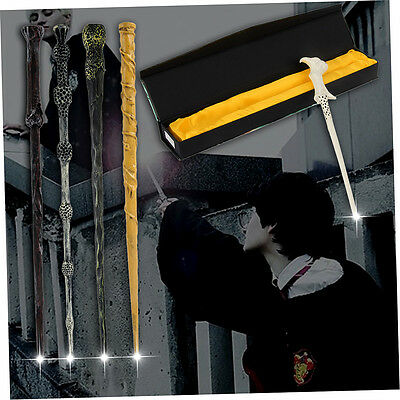 Cool Metal Core Magic Stick Cosplay For Lord Voldemort Magical Wand F&
