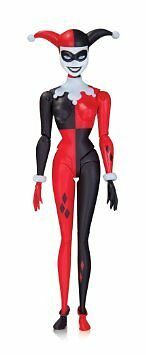 DC Collectibles: Batman The Animated Series - Harley Quinn Action Figure
