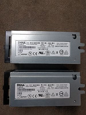 Dell poweredge 1800 power supply FD732  0FD732 GJ319 P2591 KD045 WORKS!!!!