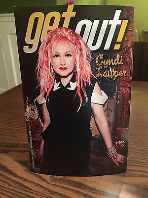 CYNDI LAUPER Get Out NY Magazine NEW GAY INTEREST May 24, 2016