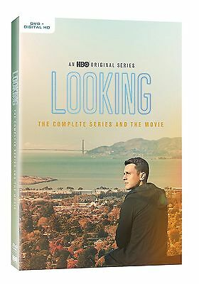 Looking: The Complete Series  Movie (DVD, 2016, 2-Disc Set)