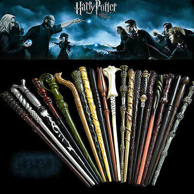 Gift Harry Potter Characters Magical Wand 36cm Sirius Voldemort Cosplay Prop Rod