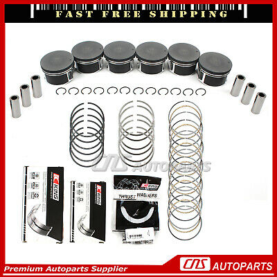 Fits 04+ Ford F150 F250 Lincoln TRITON 3-Valve Timing Chain Kit Cam Phaser 5.4L