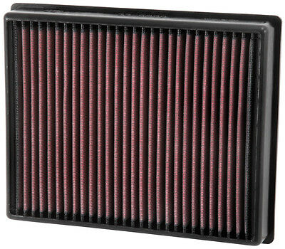 K&N 33-5000 High Flow Air Filter for FORD MONDEO 1.0 1.5 1.6 2.0 2014-2016