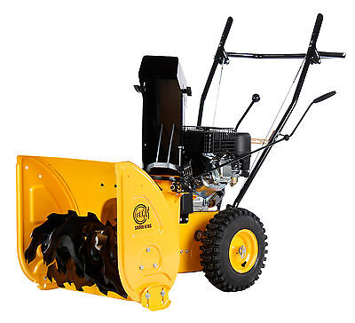 Texas Snow King 565Tg 2 Stage Petrol Snow Blower